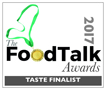 FoodTalk Awards 2017 - Taste Finalist